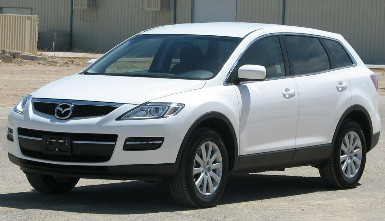 Photo of 2008 Mazda CX-9 Grand Touring, OEM Workshop Service Repair Manual (PDF)