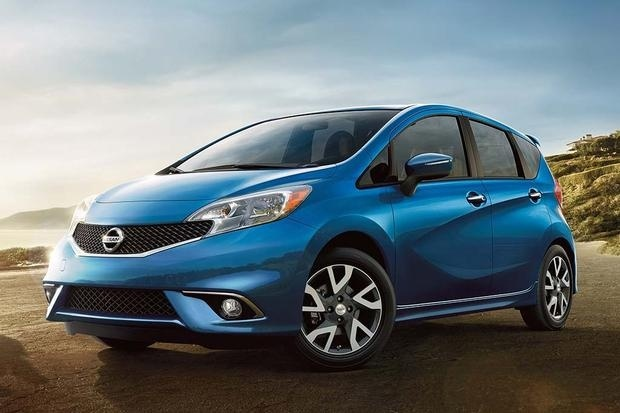 Photo of 2016 Nissan Versa Note, Model E12 Series, OEM Service and Repair Manual.