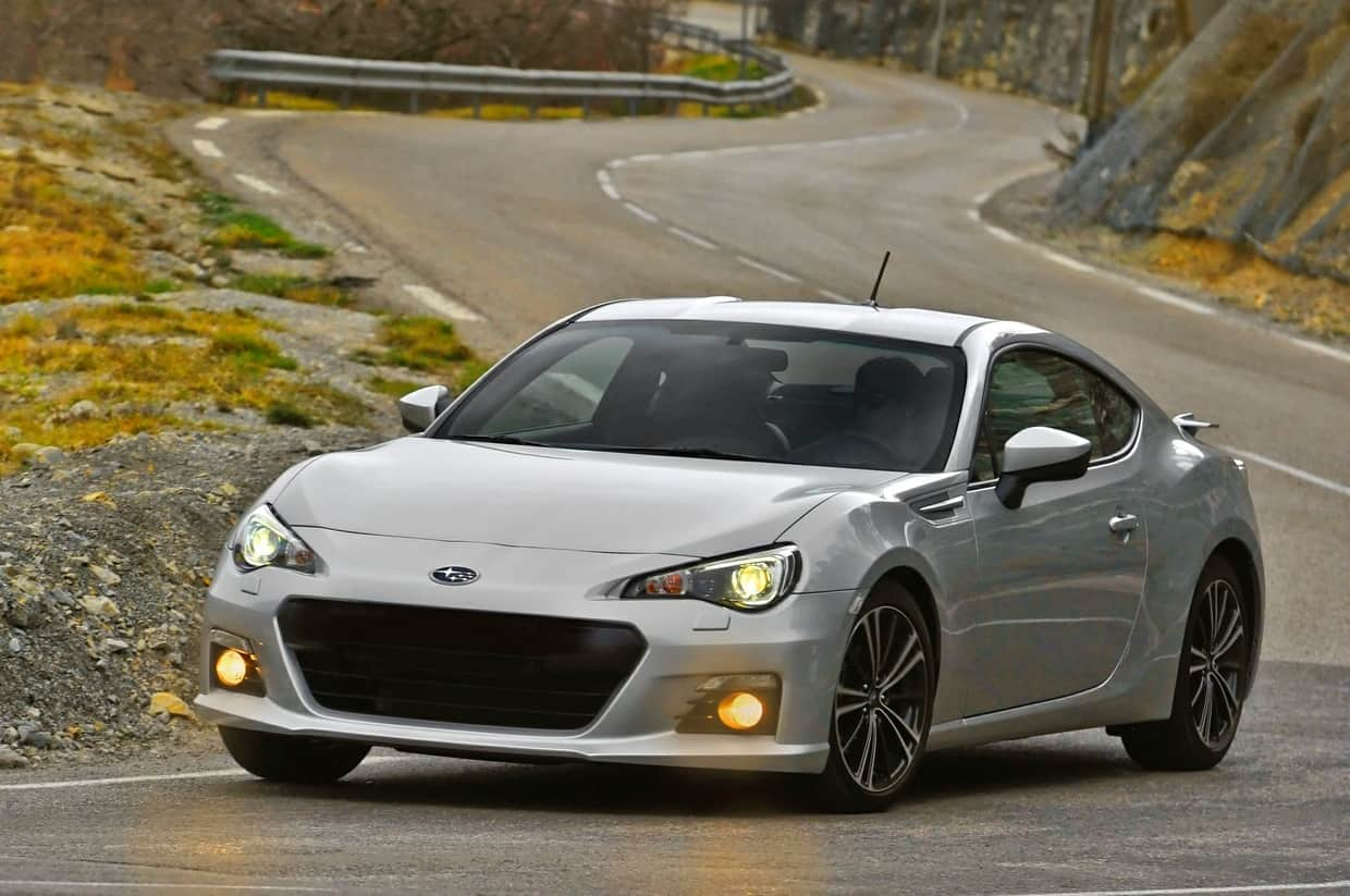 Photo of FREE: 2013 Subaru BRZ, OEM Electrical Wiring Diagram.