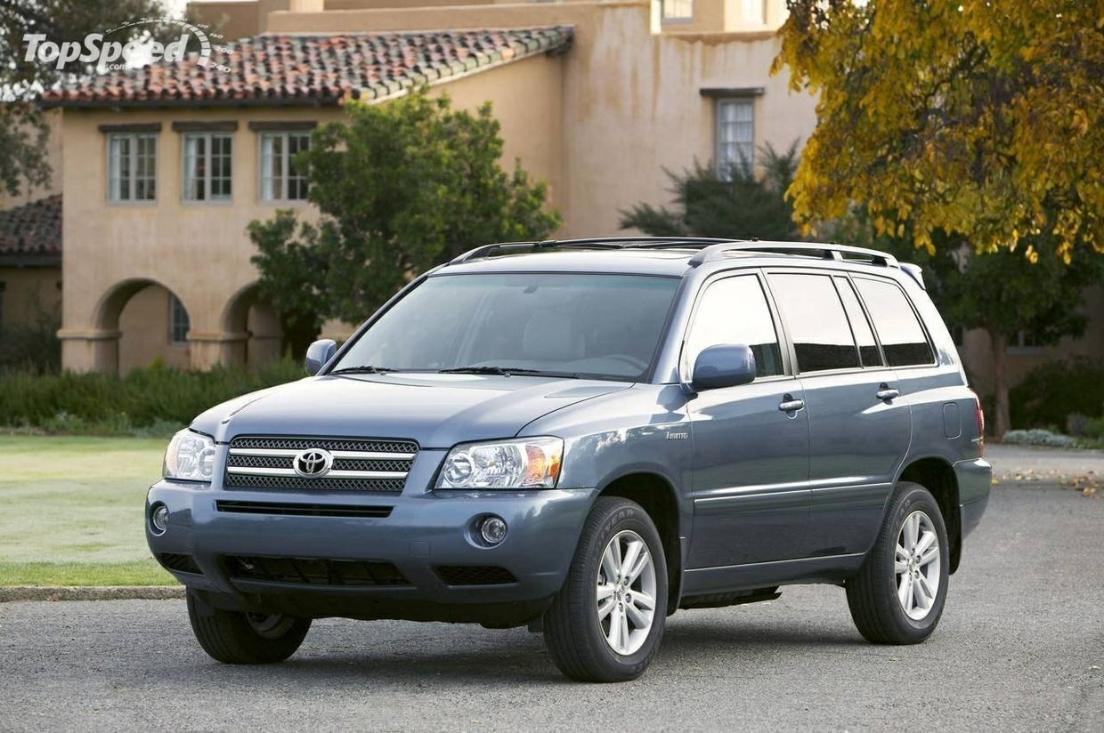 Photo of Free: 2006 Toyota Highlander Hybrid Electrical Wiring Diagram (PDF)