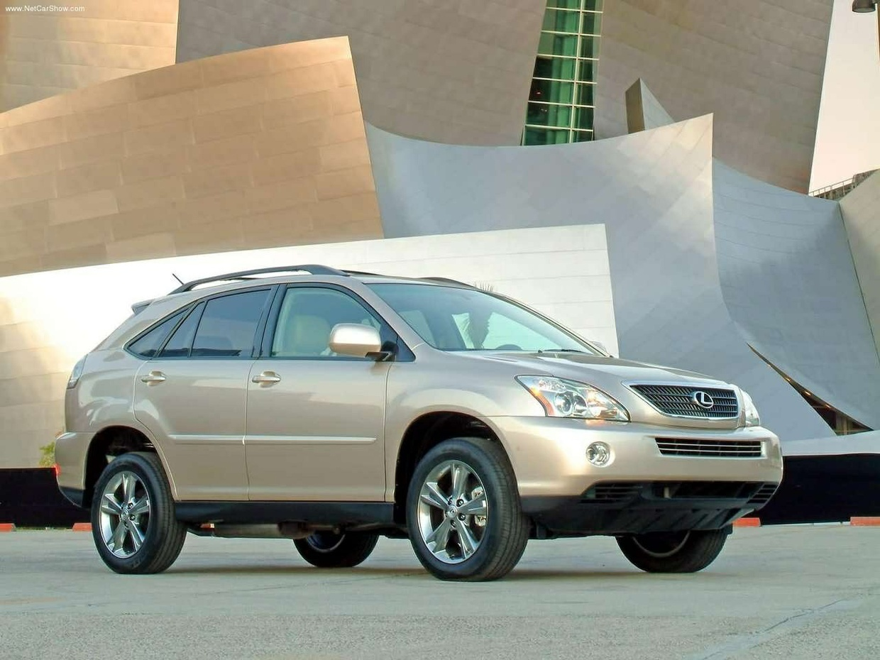 FREE: 2005 Lexus RX400H, OEM Electrical Wiring Diagram