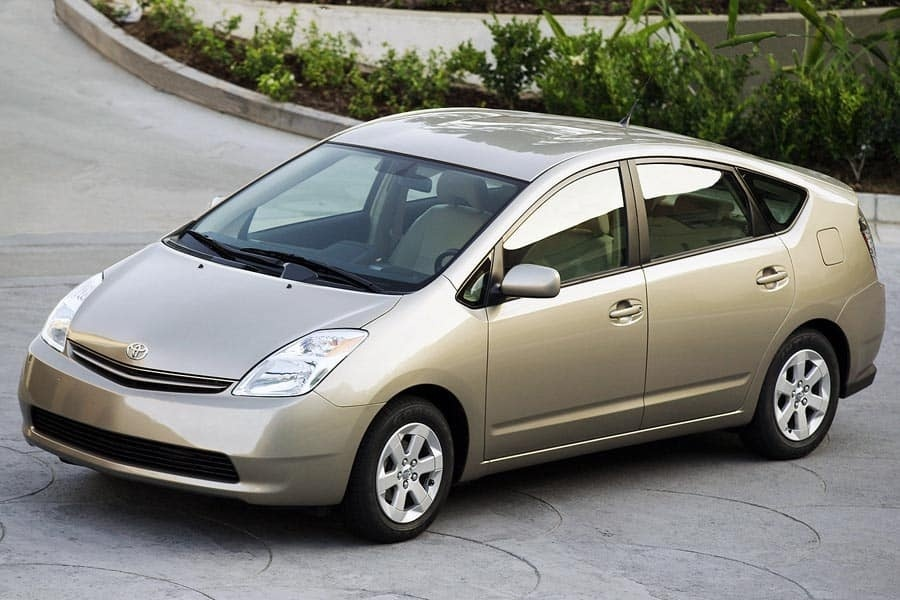 Photo of 2003-2006 Toyota Prius Hybrid, OEM Service and Repair Manual (PDF).