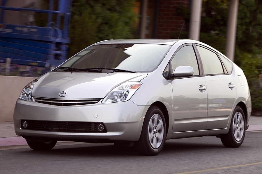 Photo of 2006 Toyota Prius Hybrid, OEM Workshop Service and Repair Manual