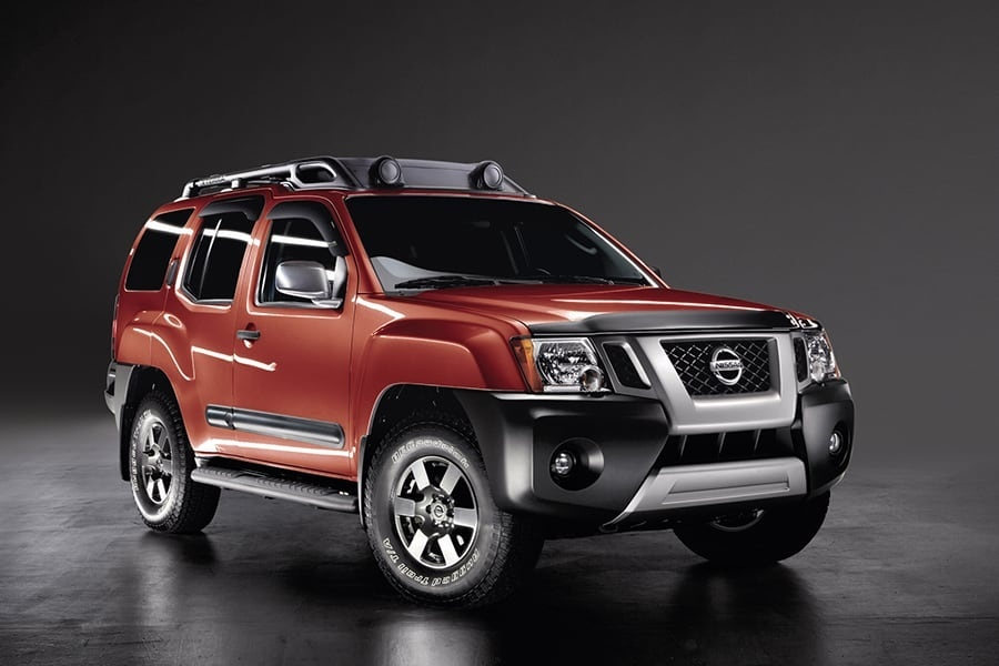 Photo of 2015 Nissan XTerra, OEM Service and Repair Manual (PDF)