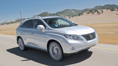 Download 2010 Lexus RX350 Wiring Diagrams