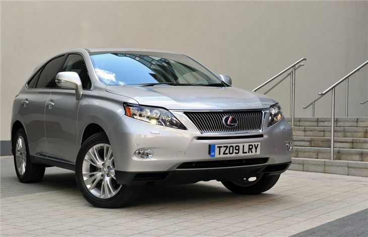 Photo of 2009 Lexus RX450h Hybrid, OEM Service And Repair Manual.