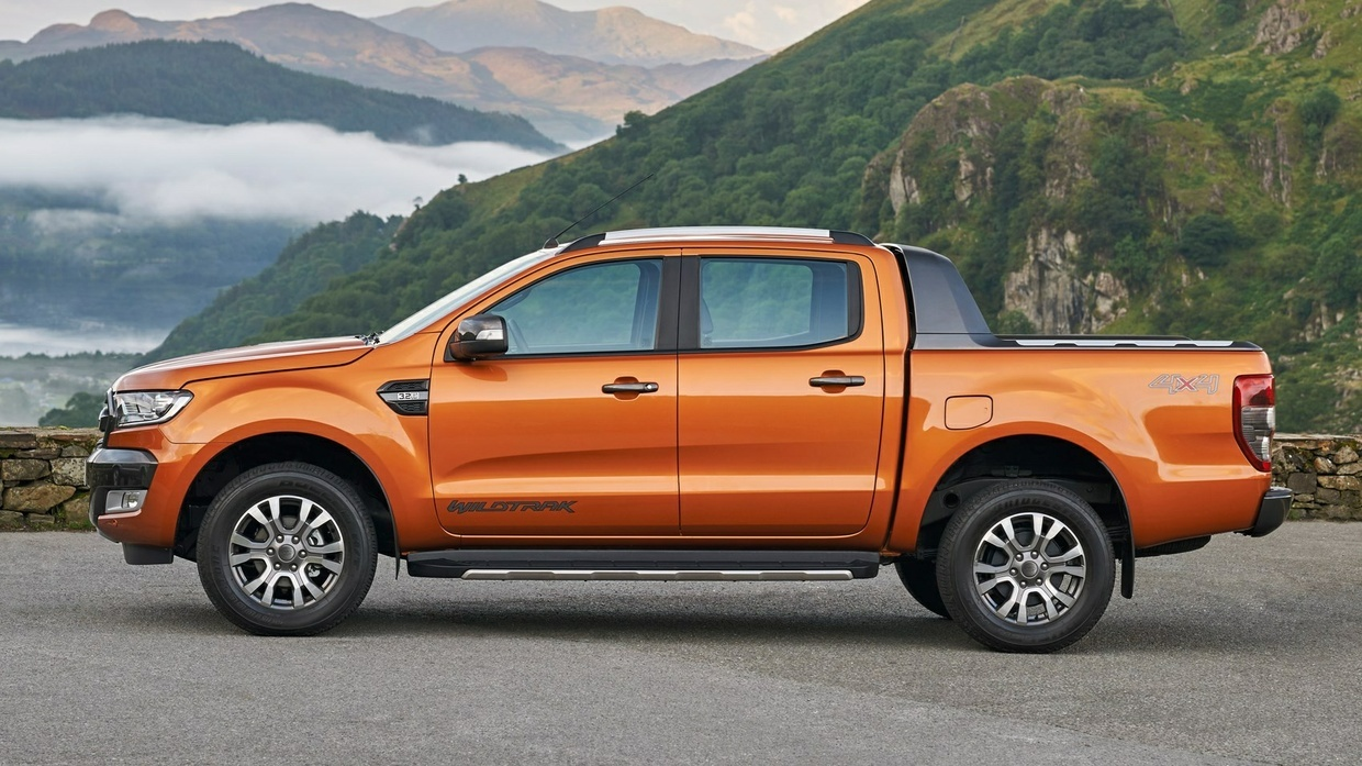 Photo of 2015-2016 Ford Ranger PX MKII, OEM Service and Workshop Manual (PDF)