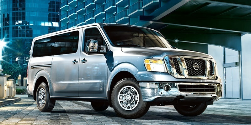 Photo of 2016 Nissan NV Passenger (F80 Series), OEM Service and Repair Manual (PDF)