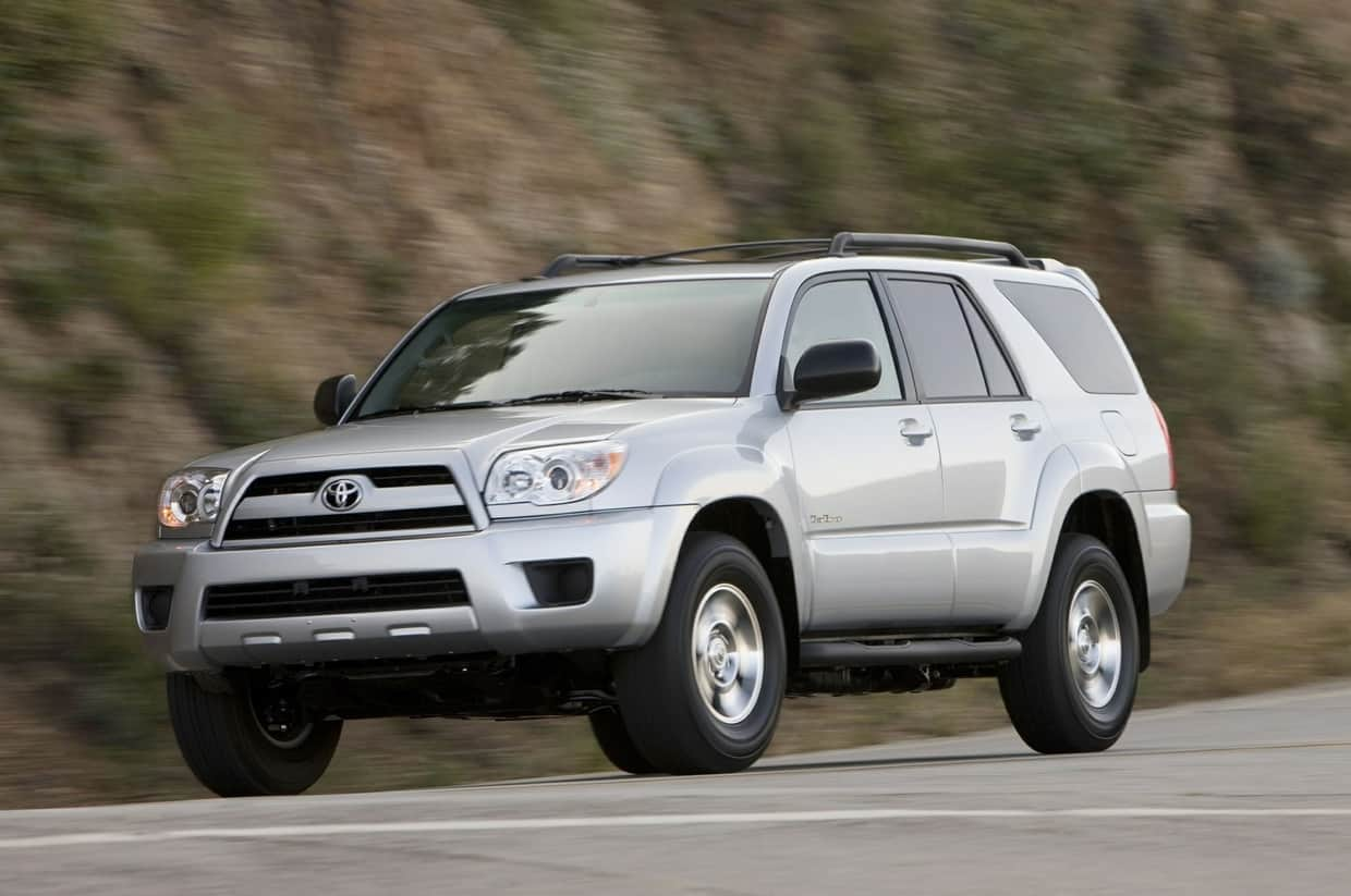 FREE: 2006 Toyota 4Runner, OEM Electrical Wiring Diagram (PDF)
