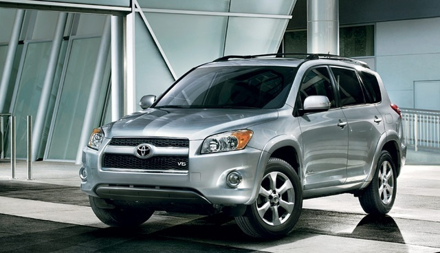 Photo of 2011-2012 Toyota RAV4 OEM Workshop Service and Repair Manual (PDF)