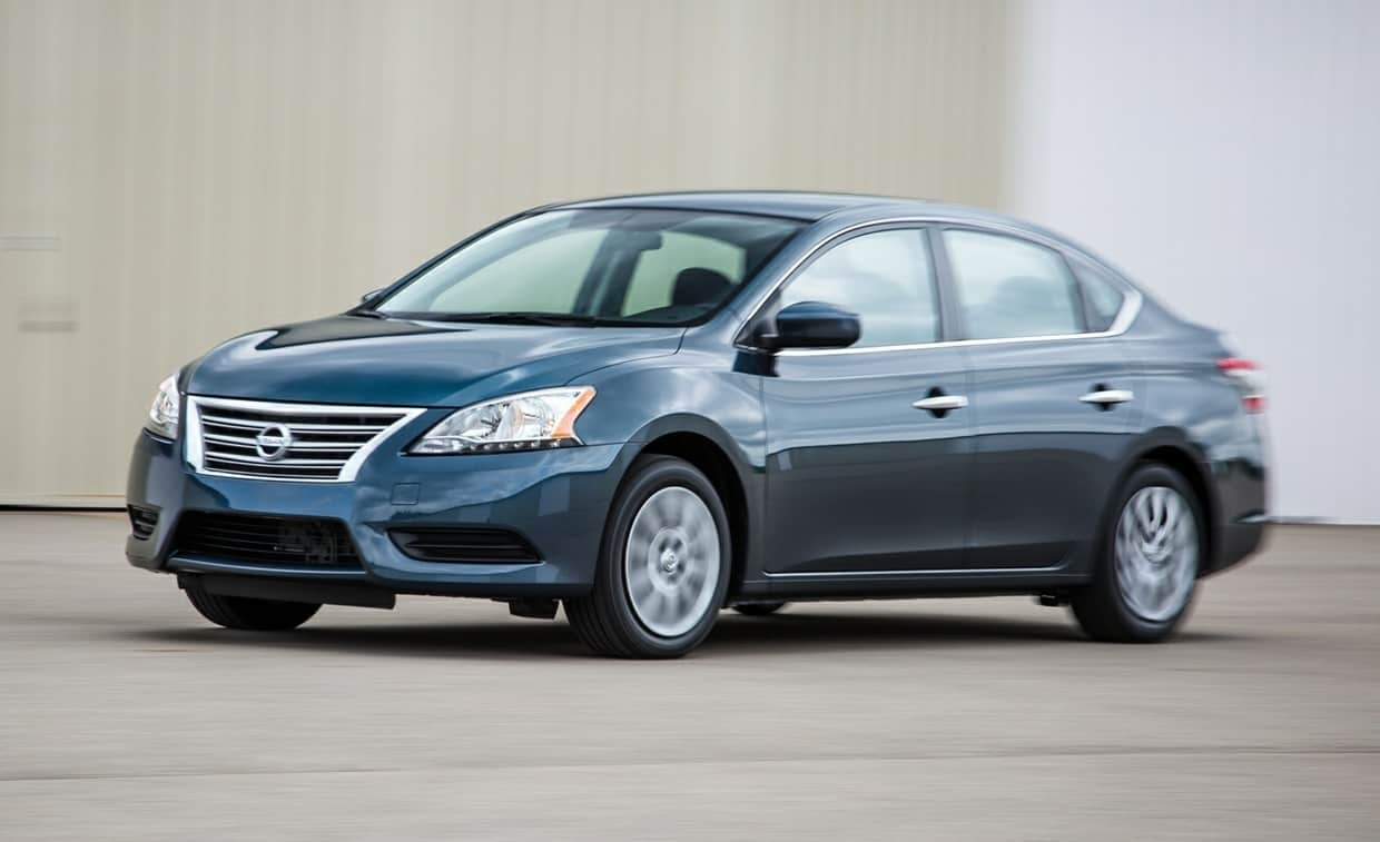Photo of 2015 Nissan Sentra, OEM Service and Repair Manual (PDF)