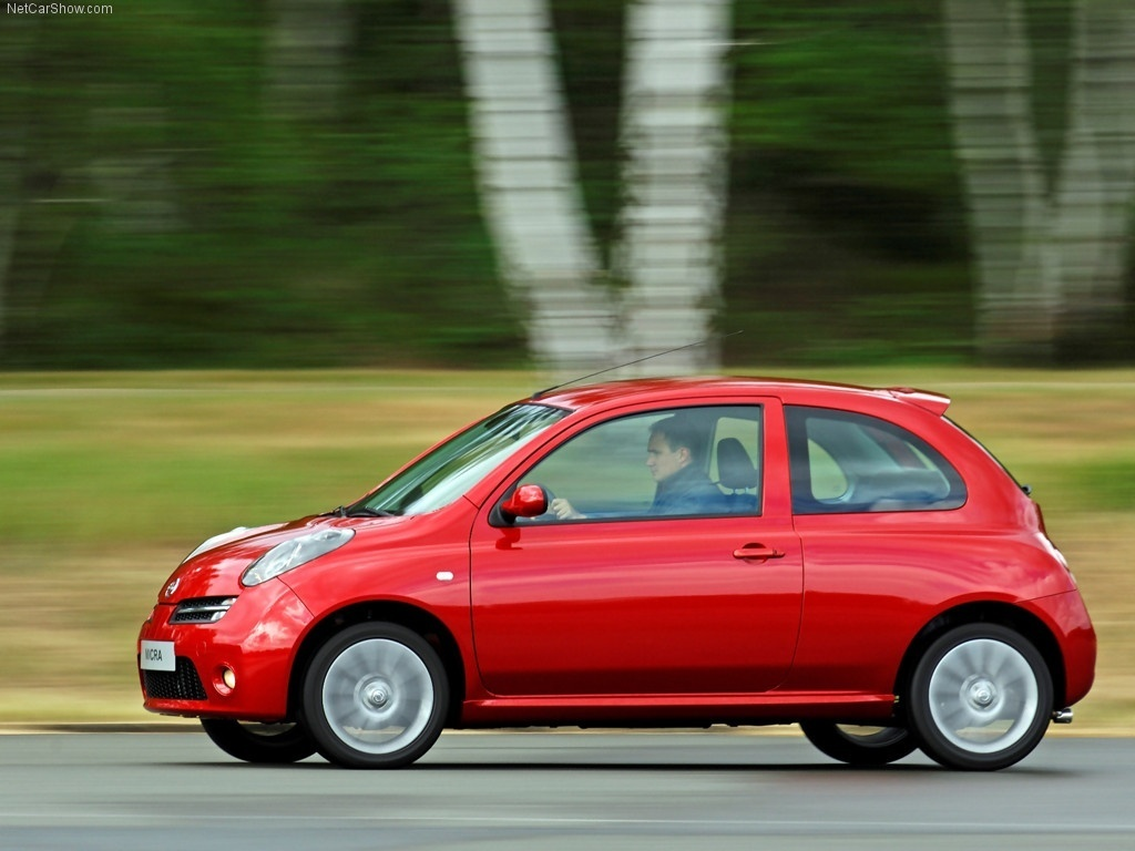 Photo of 2003-2006 Nissan Micra, Model K12 Series, OEM Service and Repair Manual (PDF)