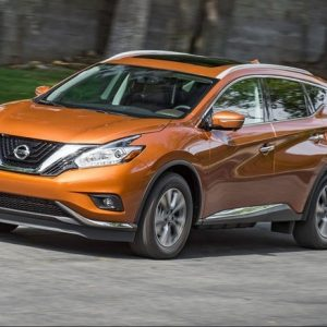 Download 2016 Nissan Murano Service Repair Manual.