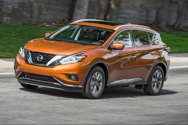Photo of 2016 Nissan Murano, OEM Service and Repair Manual