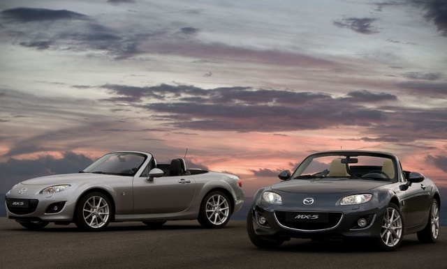 2008-2009 Mazda Miata MX-5 Grand Touring, Workshop Manual