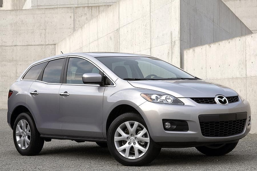 Photo of 2007 Mazda CX-7 OEM Workshop Service and Repair Manual (PDF)
