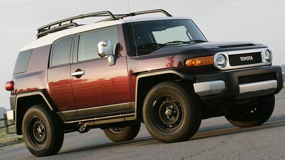 Free  2007 Fj Cruiser  Oem Electrical Wiring And Body