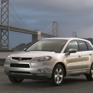 2007 Acura RDX Service Repair Manual.