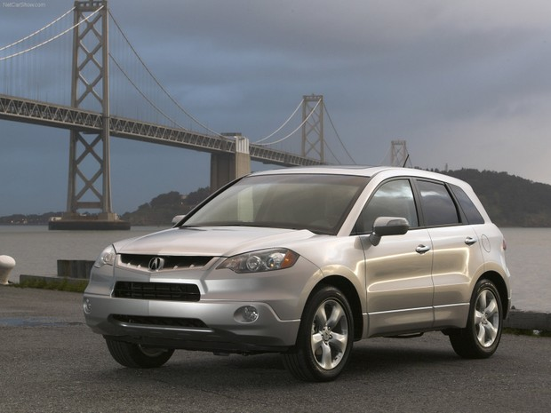 Photo of 2007 ACURA RDX, OEM Service and Repair Workshop Manual.