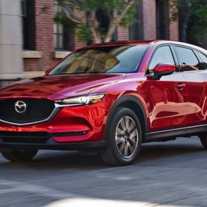 2016-2018 Mazda CX-5 Repair Service Manual