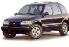 Photo of Free 1995-2002 Kia Sportage, OEM Workshop Service and Repair manual (PDF).