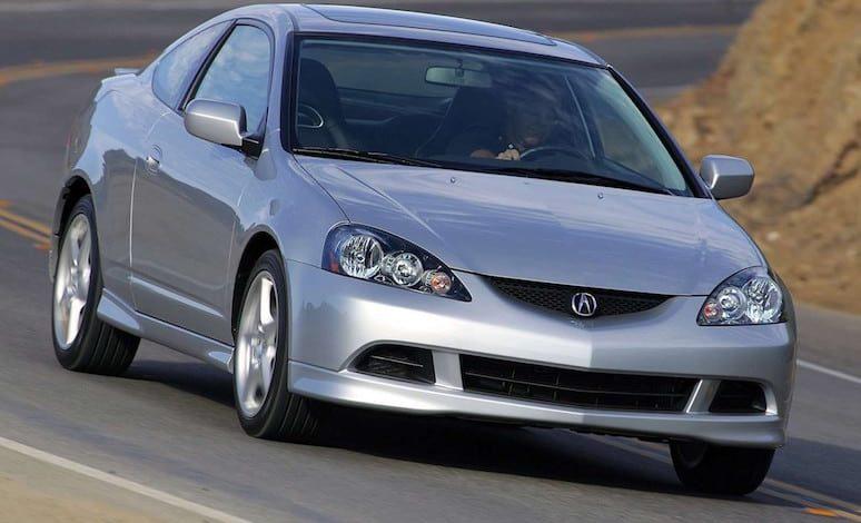 2002-2006 Acura RSX
