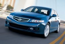 Photo of 2004-2008 Acura TSX CL9, OEM Service and Repair Manual.