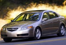 Photo of 2004 Acura TL  OEM Service and Repair Manual