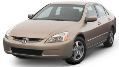Photo of 2005 HONDA ACCORD HYBRID, Body, Chassis & Electrical Service Manual (PDF).