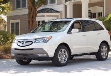 Photo of 2006-2009 Acura MDX, OEM Service and Repair Workshop Manual.