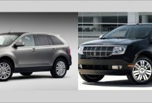 Photo of 2007-2008 Ford Edge and Lincoln MKX, OEM Service and Repair Manual