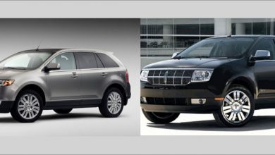 Download 2007-2008 Ford Edge and Lincoln MKX Repair Manual