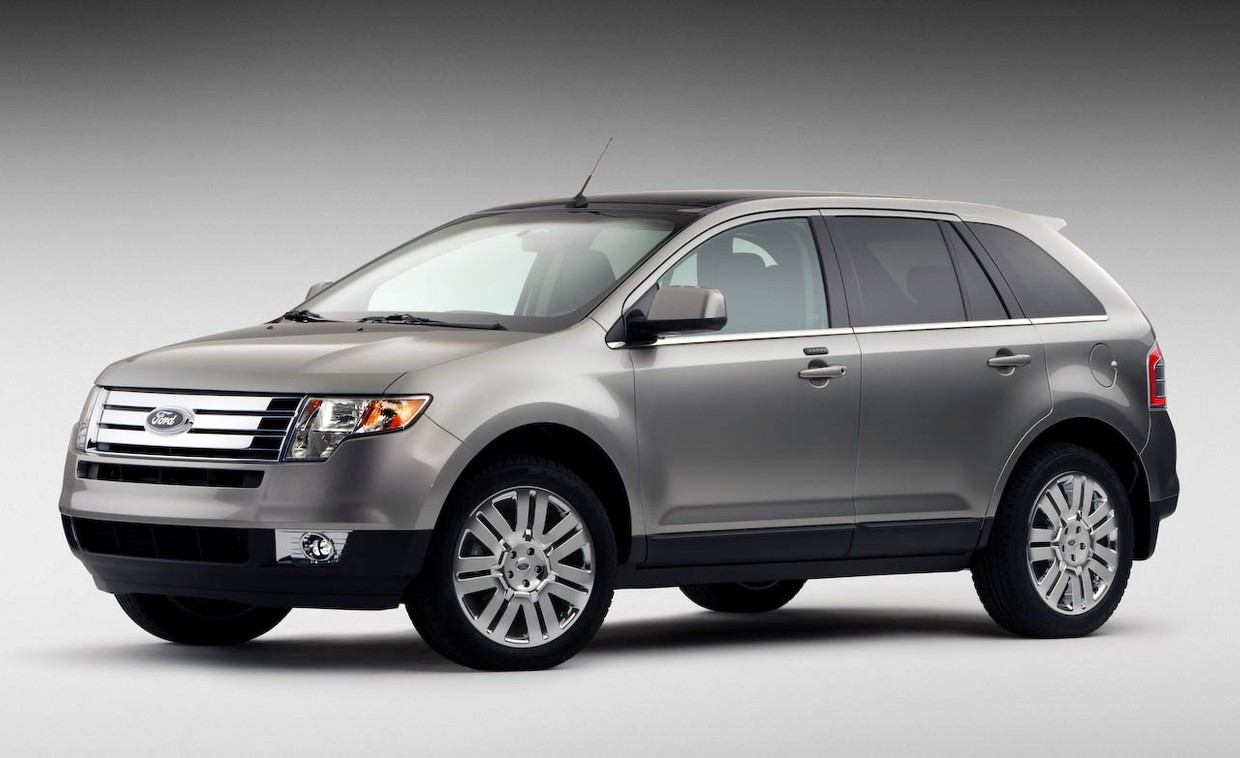 2008 Ford Edge service and repair manual