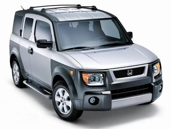 2007-2008 Honda Element EX service and repair manual