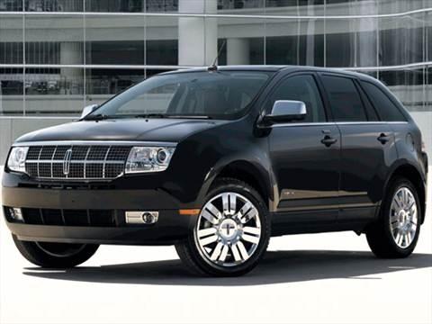 2007-2008 Lincoln MKX service and repair manual
