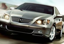 Photo of 2005-2008 Acura RL, OEM Workshop Service and Repair Manual