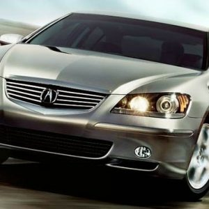 Download 2005-2008 Acura RL Service Repair Manual