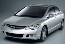 Photo of 2006-2009 Acura CSX Original Factory Workshop Service and Repair Manual, PDF