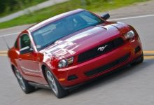 2010 Ford Mustang electrical wiring
