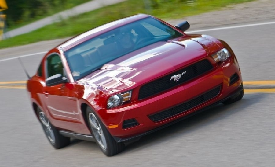 Free (2005-2010) Ford Mustang, OEM Electrical Wiring ...