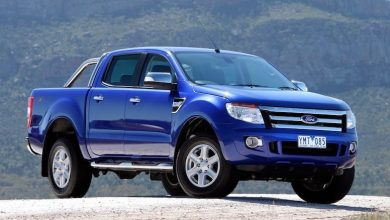 2011 Ford Ranger service and repair manual
