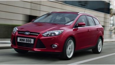2012-2013 Ford Focus service and repair manual