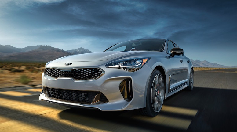 2019 Kia Stinger service and repair manual