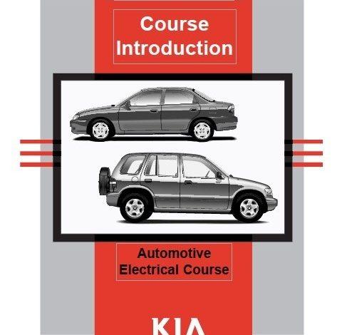 Kia Automotive Electrical Training Course