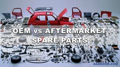 OEM vs Aftermarket spareparts