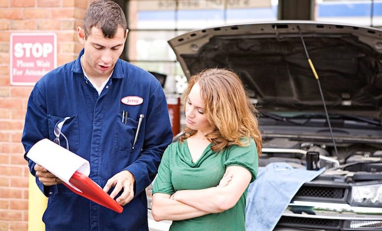 Women Charged More for Car Repairs