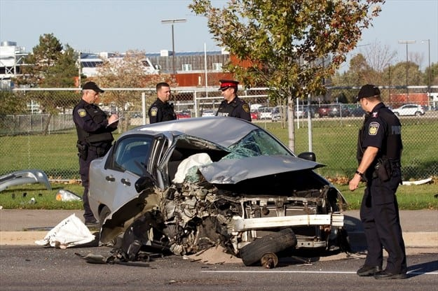 car accidents in canada