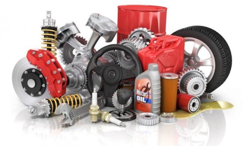 new vs used auto parts
