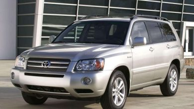 Photo of 2001-2007 Toyota Highlander OEM Service and Repair Manual (PDF).