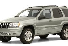 Photo of 2001 Jeep Grand Cherokee OEM Service and Repair Manual (PDF).